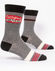Certified Pain Ass Men's Socks