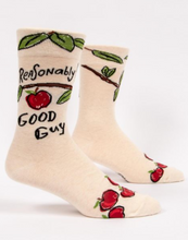 Load image into Gallery viewer, Reasonably Good Guy Men's Crew Socks