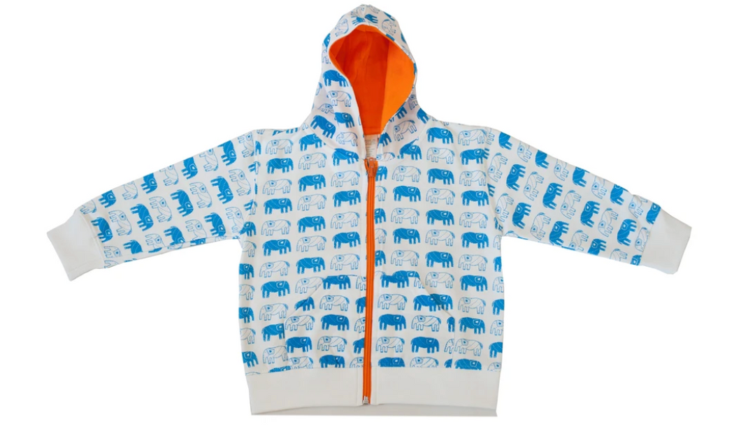 Mirasa Design Hoodies Elephant 6M