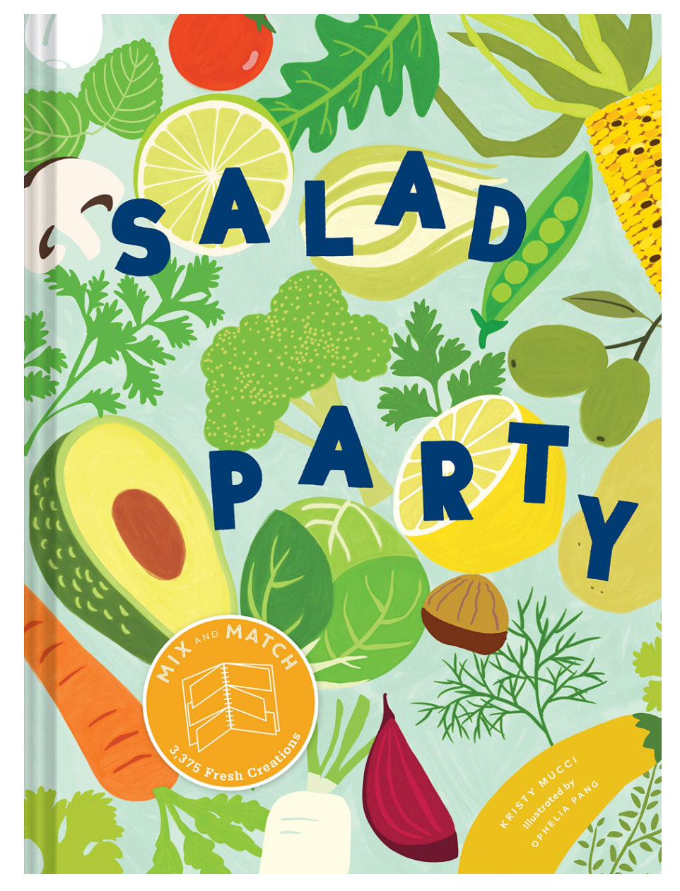 Salad Party Cookbook