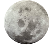 Load image into Gallery viewer, Moon 100 Piece Puzzle