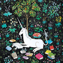 Load image into Gallery viewer, Unicorn Reading 500 Piece Puzzle