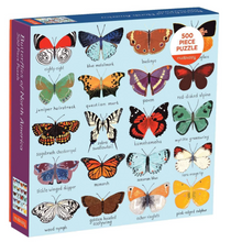 Load image into Gallery viewer, Butterflies of North America Puzzle