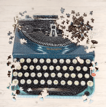 Load image into Gallery viewer, Vintage Typewriter 750 Piece Puzzle