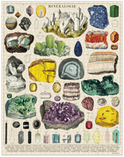 Load image into Gallery viewer, Mineralogie Puzzle