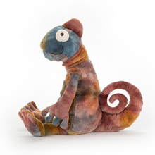Load image into Gallery viewer, Colin Chamelon Stuffed Animal
