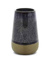 Load image into Gallery viewer, Black Fig and Rose Glaze Ceramic Candle