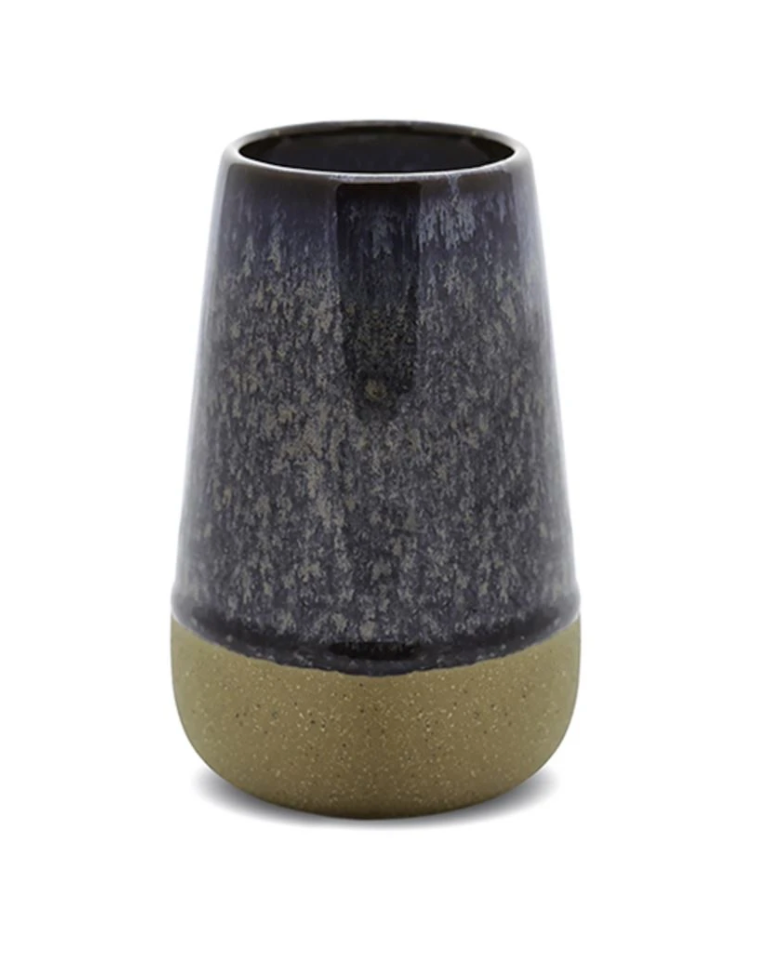 Black Fig and Rose Glaze Ceramic Candle