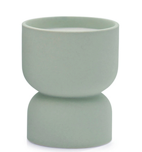 Paddywax Hourglass Form Candle Ocean Ros