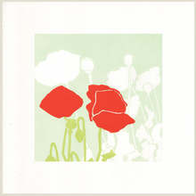 Load image into Gallery viewer, Kinaloon Wall Prints Poppy