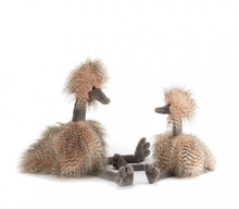 Load image into Gallery viewer, Odette Ostrich Stuffed Animal - Large
