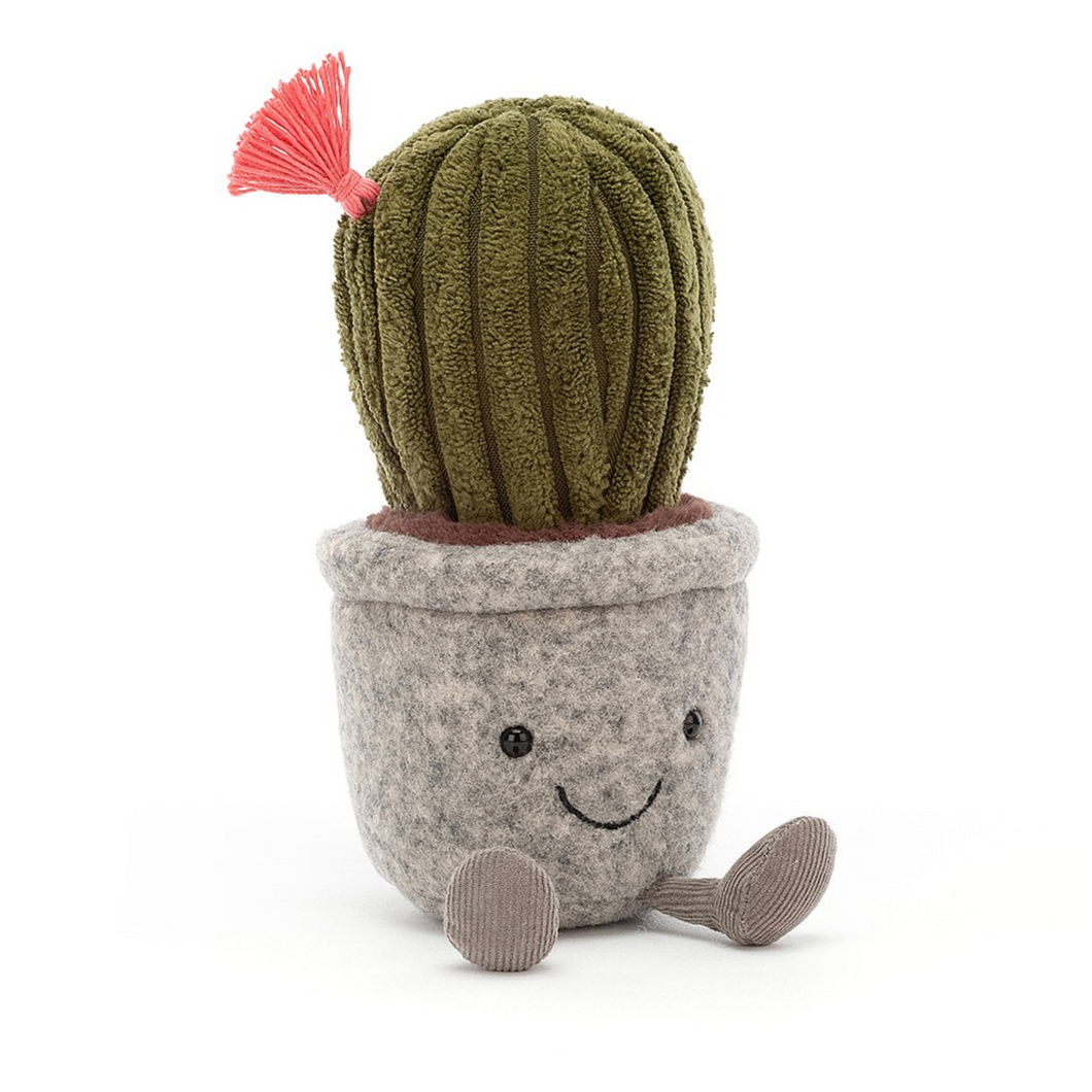 Silly Succulent Cactus Stuffed Animal