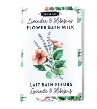 Load image into Gallery viewer, Dot & Lil Bath Milk Sachet Lavender