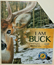 Load image into Gallery viewer, I Am Buck 550 Piece Puzzle
