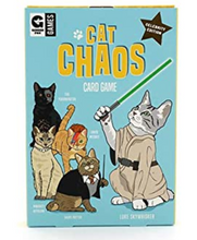 Load image into Gallery viewer, Cat Chaos Card Game