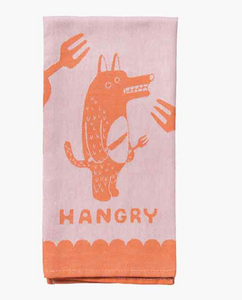 Blue Q Dish Towels $14 Hangry