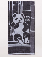 Load image into Gallery viewer, Blue Q Dish Towels $14 Lazy Ass