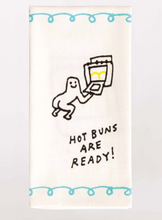 Load image into Gallery viewer, Blue Q Dish Towels $12 Hot Buns