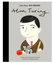Load image into Gallery viewer, Little People Big Dreams Alan Turing