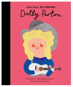 Little People Big Dreams Dolly Parton
