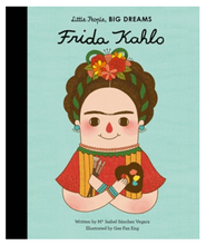Load image into Gallery viewer, Little People Big Dreams Frida Kahlo