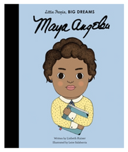 Load image into Gallery viewer, Little People Big Dreams Maya Angelou