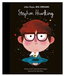 Little People Big Dreams Stephen Hawking