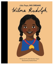 Load image into Gallery viewer, Little People Big Dreams Wilma Rudolph