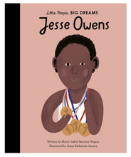 Load image into Gallery viewer, Little People Big Dreams Jesse Owens