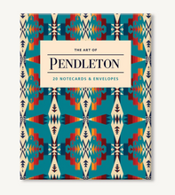 Load image into Gallery viewer, The Art of Pendleton Notecards