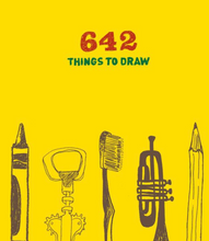 Load image into Gallery viewer, 642 Things To Draw