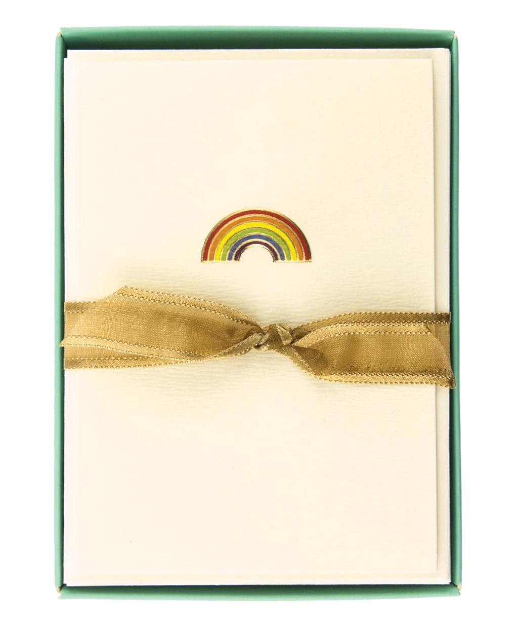 Rainbow Blank Card Box Set