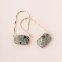 Load image into Gallery viewer, Scout Floating Earrings Labradorite