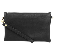 Load image into Gallery viewer, Kate Crossbody Clutch Black