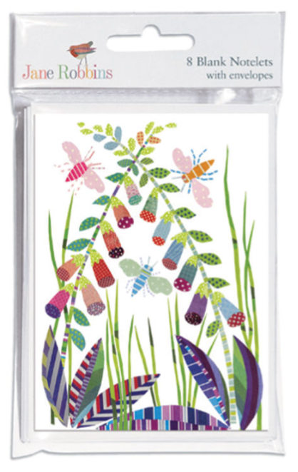 Foxgloves Cards Set of 8