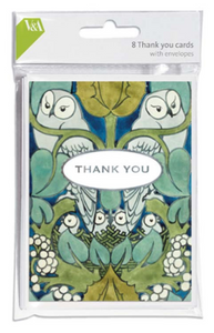 The Owl Thank You Cards