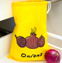 Load image into Gallery viewer, Stay Fresh Onion Bag