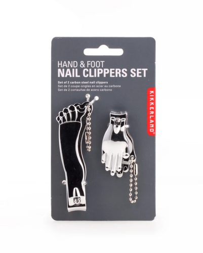 Hand and Foot Clippers Set