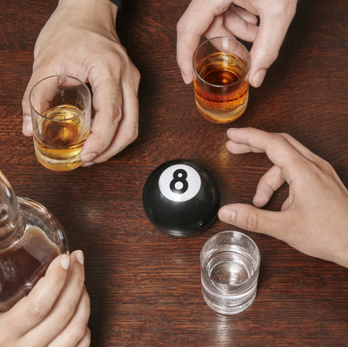 8 Ball Drinking Game