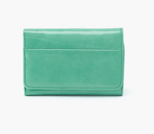 Load image into Gallery viewer, Mint Jill Leather Wallet
