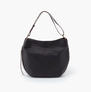 Black Port Leather Handbag