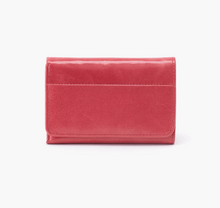 Load image into Gallery viewer, Blossom Pink Jill Leather Wallet