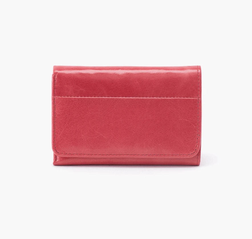 Blossom Pink Jill Leather Wallet