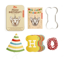 Load image into Gallery viewer, Dog Birthday Kit