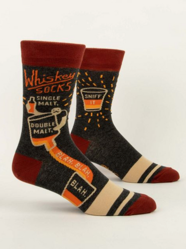 Whiskey Men's Socks