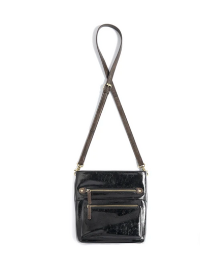 Mini Harper Crossbody Bag Black