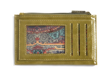 Load image into Gallery viewer, Harper Card Case - Wallet Green