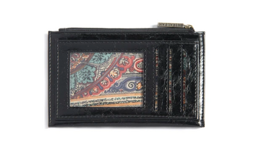 Harper Card Case - Wallet Black