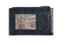 Load image into Gallery viewer, Harper Card Case - Wallet Midnight