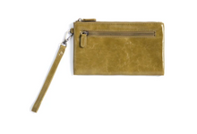 Load image into Gallery viewer, Harper Wristlet Green